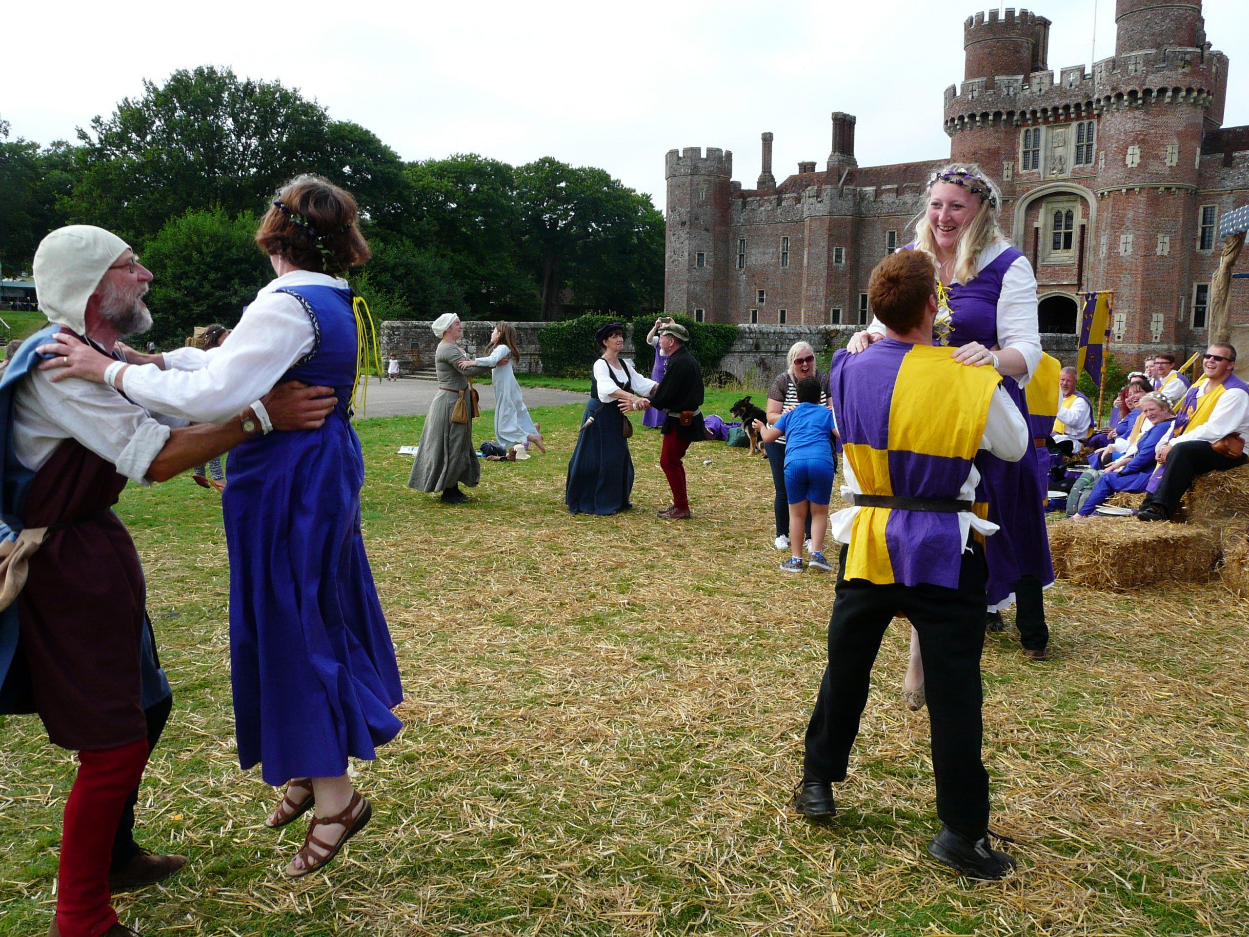 Medieval Dance 2016